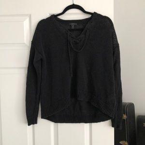 Summer weight sweater